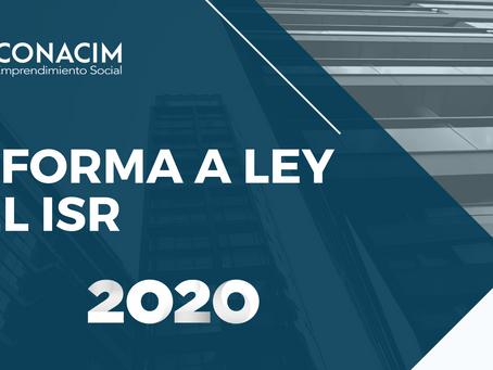 Implicaciones y Afectaciones de la Reforma Fiscal para las OSC en 2021