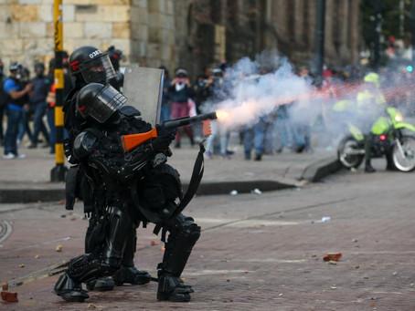 Crisis en Colombia, en 6 días de protestas hay al menos 19 muertos