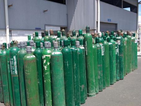 Puntos de venta y recarga de oxígeno en la Ciudad de México