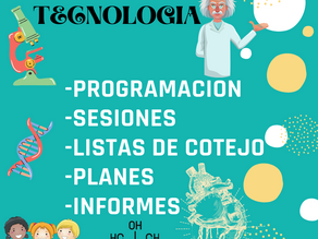 Sesiones de Ciencia y Tecnología