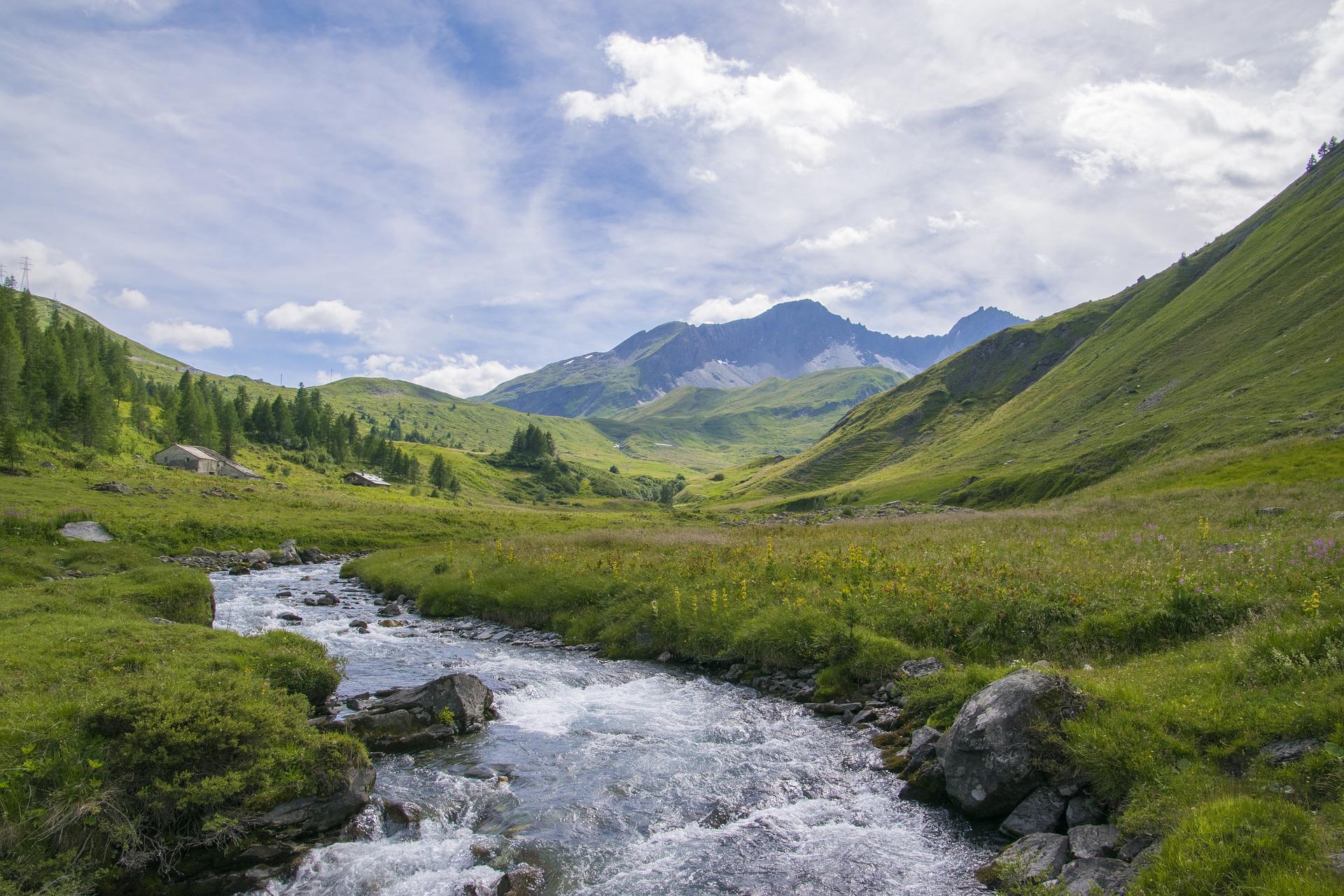 Omgeving Aosta