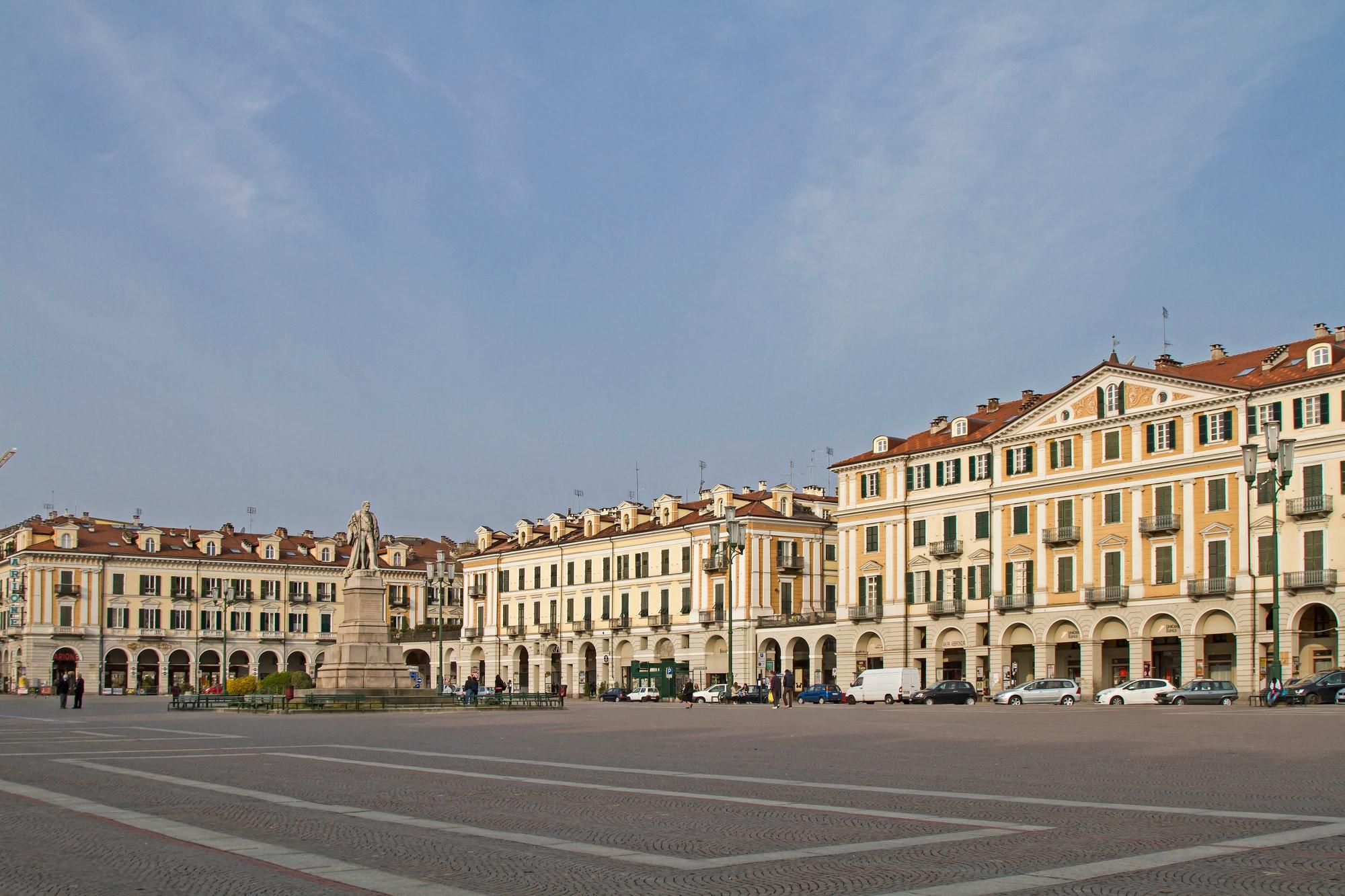Cuneo Italië