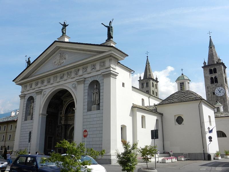 Kathedraal van Aosta