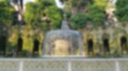 Fontana dell´Ovato in Villa d'Este