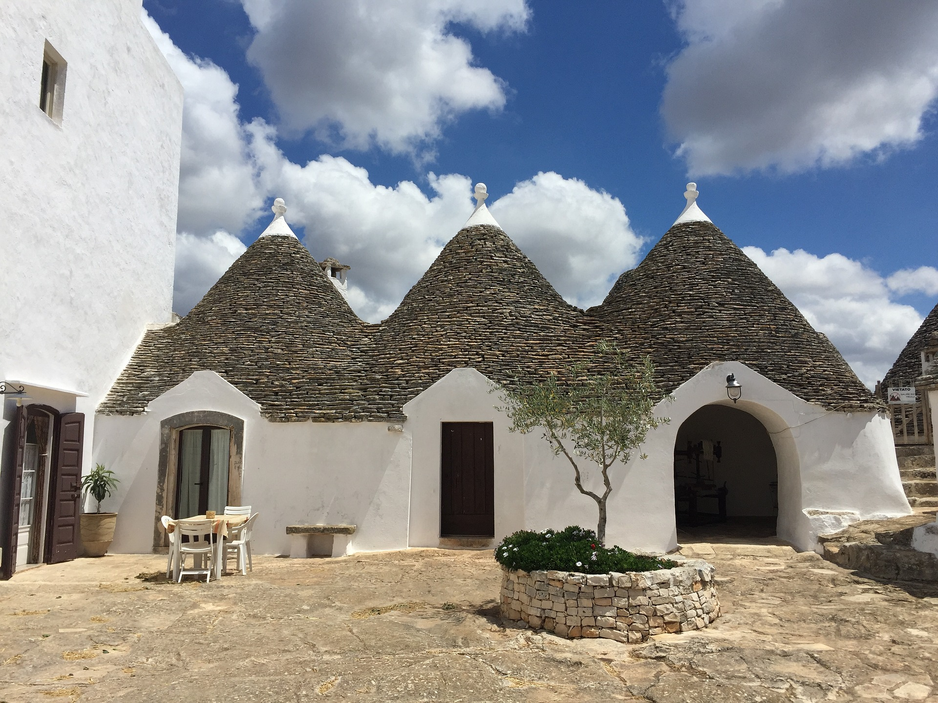 Trullo in Alberobello
