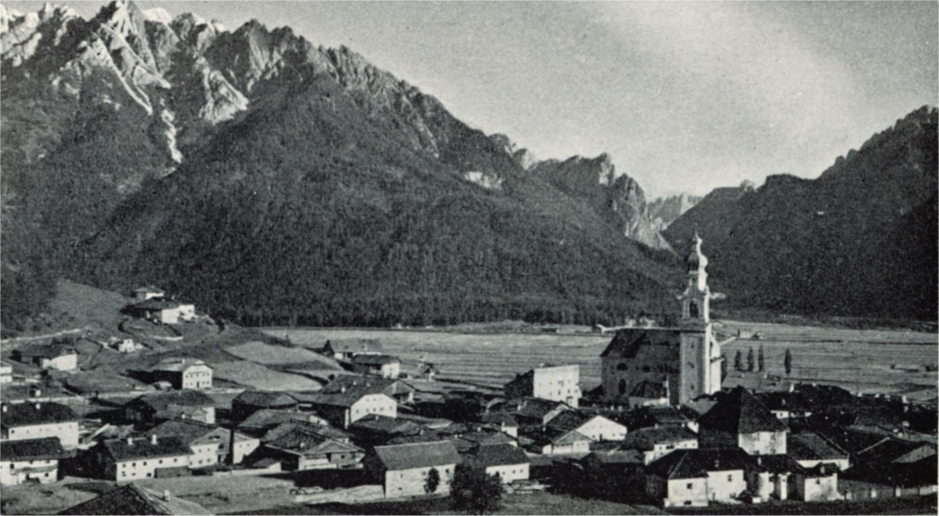 Alto Adige vroeger