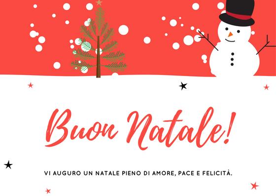 Kerstwensen In Het Italiaans Falo S Italiaanse School
