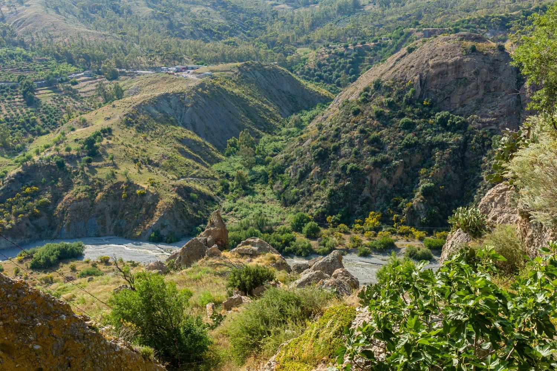 Bergen van Aspromonte in Calabrië