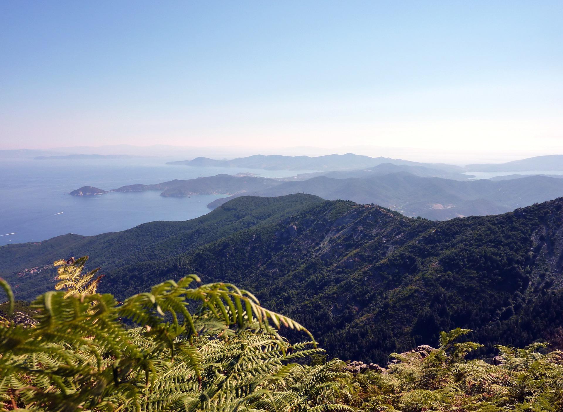 Natuur Elba