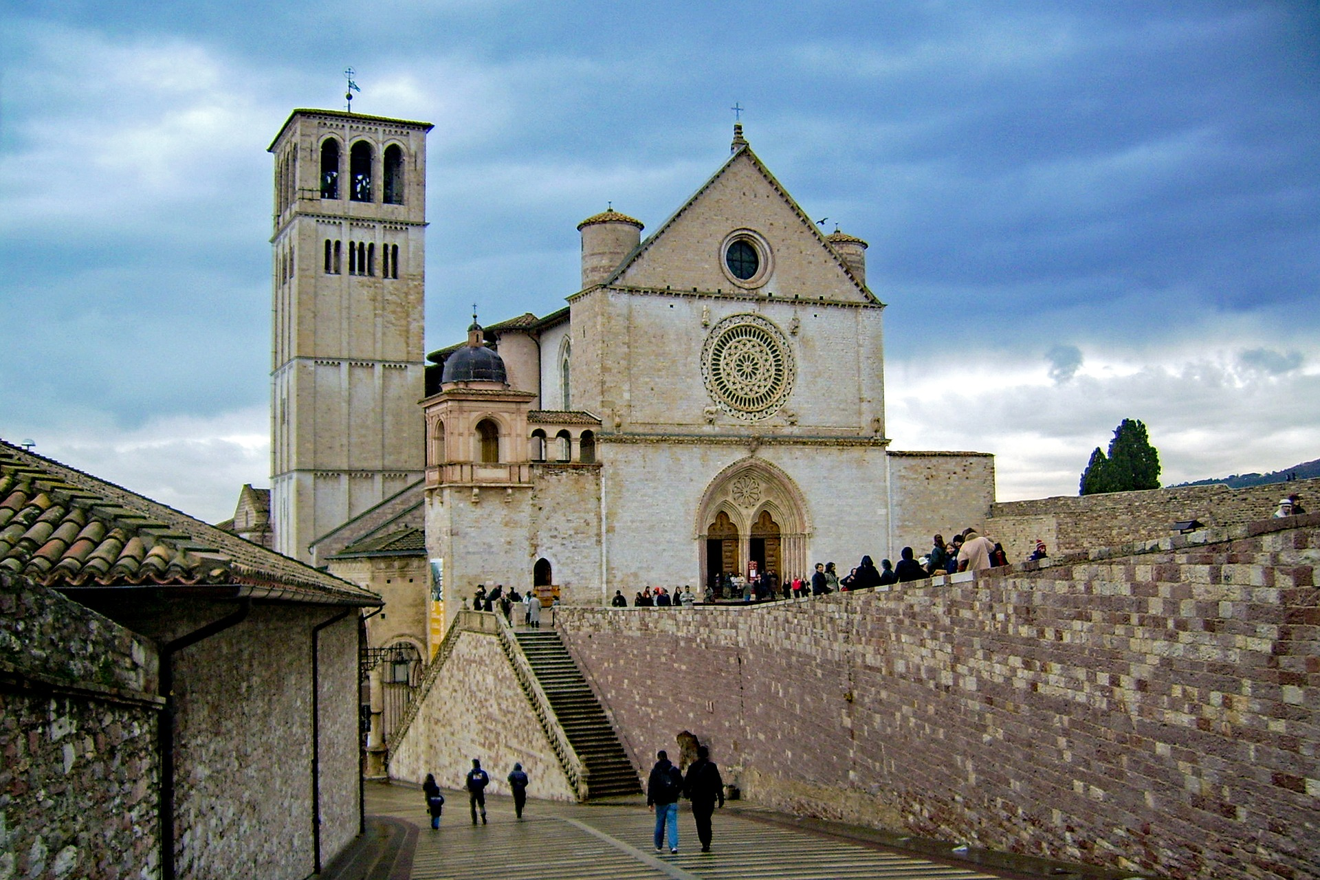 Basiliek in Assisi