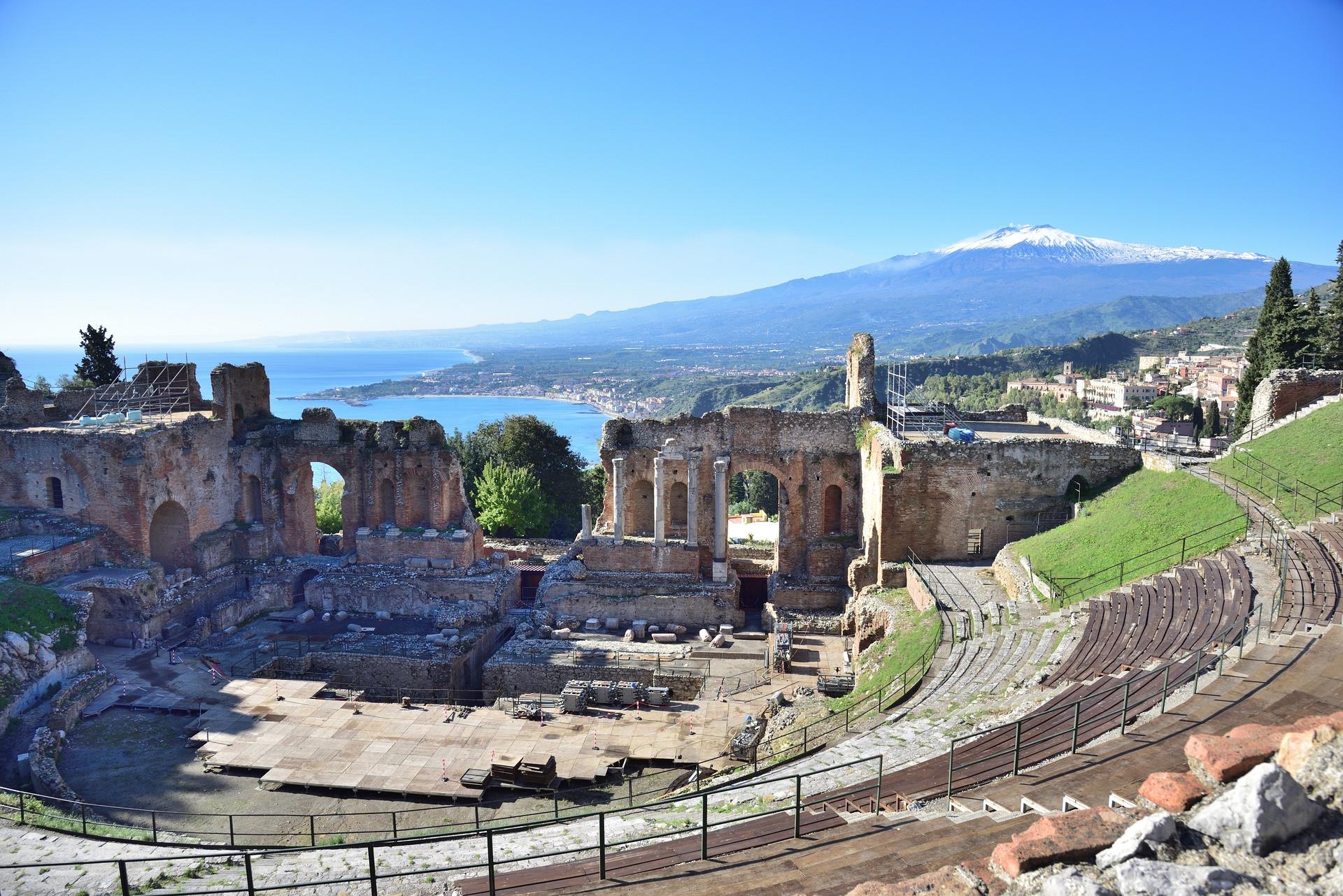 Amfitheater Taormina