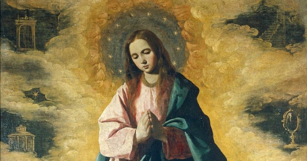 Maria en de Erfzonde