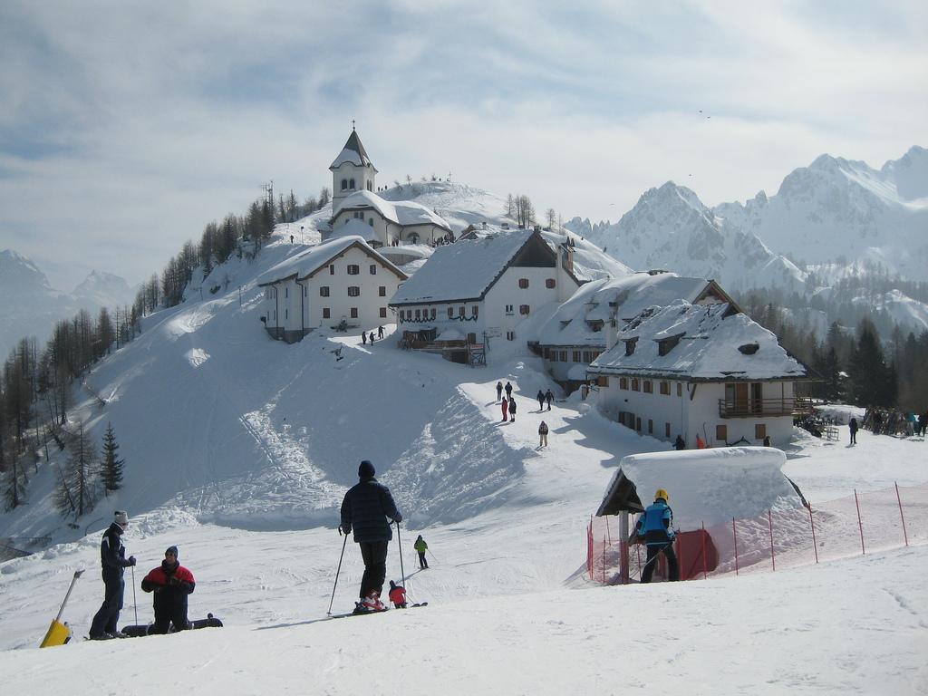 Winter in Tarvisio
