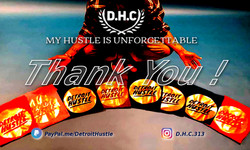 Detroit Hustle Culture cardBK