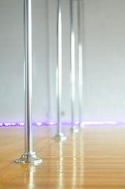 Pole Dance Fitness Poles