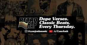 CZAR Josh Delivers Fresh Bars In RETRO RAP Series