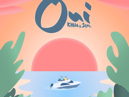 Kham releases new visual to Oui