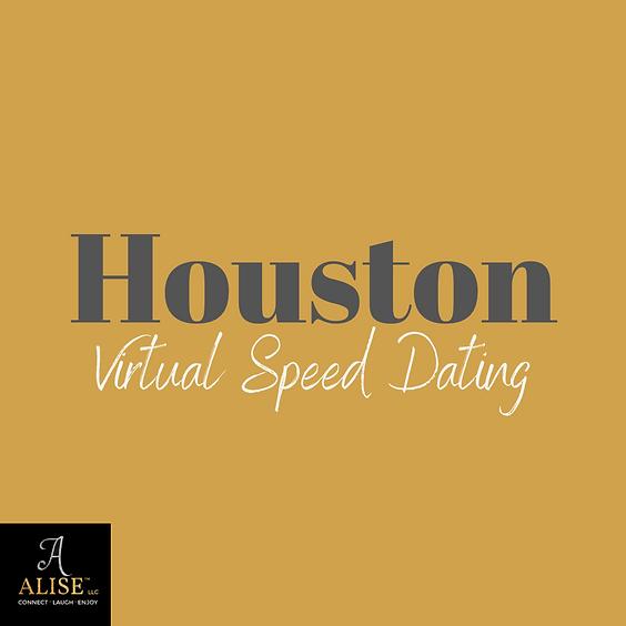 Virtual Speed Dating Houston   Age 39-55