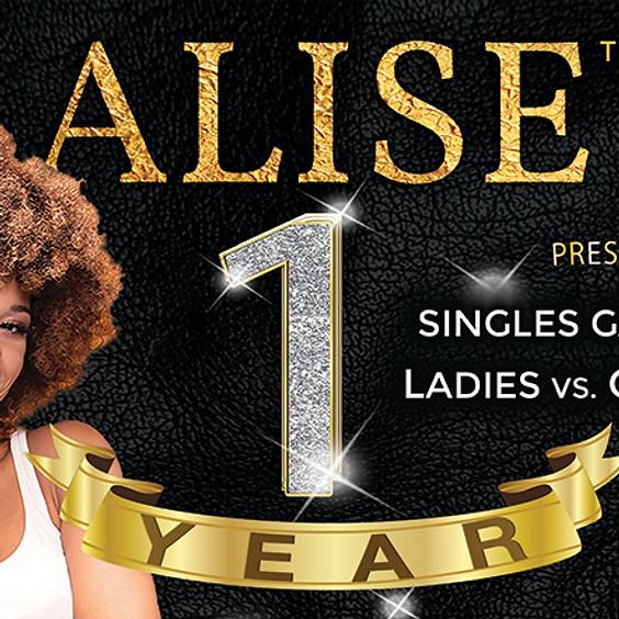 Singles Game Night | Anniversary Edition
