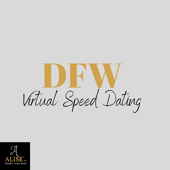 Virtual Speed Dating DFW | Age 39-55