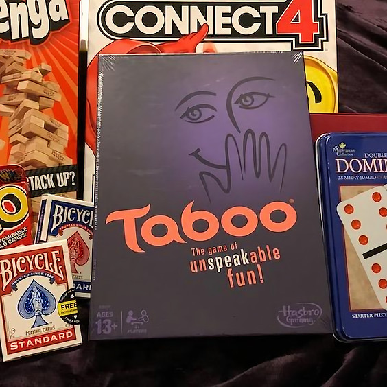 Singles Game Night Age 30 and Up