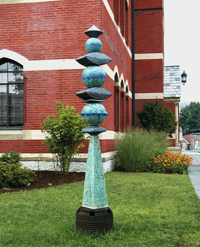 City Hall Totem