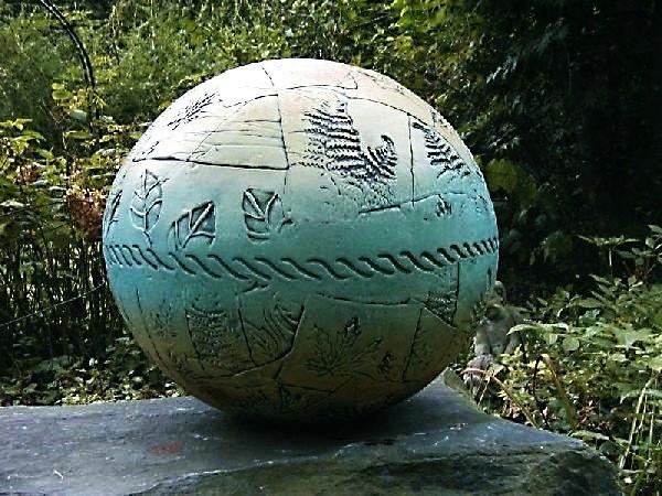 Garden Globe No. 1
