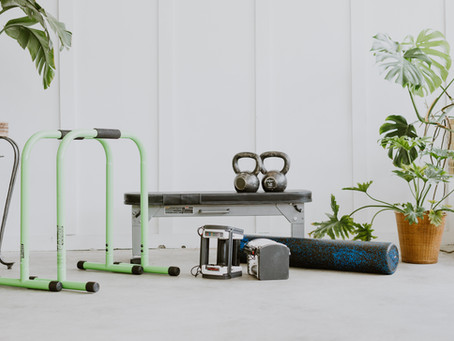 5 tools to take your home gym to the next level