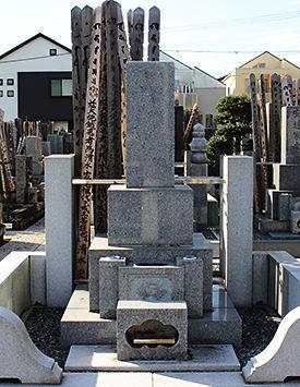 杉並,世田谷,墓,墓石,和型