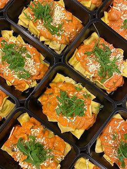 maaltijdverzorging pasta