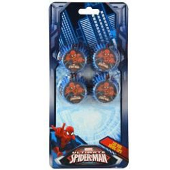 Spiderman 100ct Mini Cupcake Liners on Blister Card