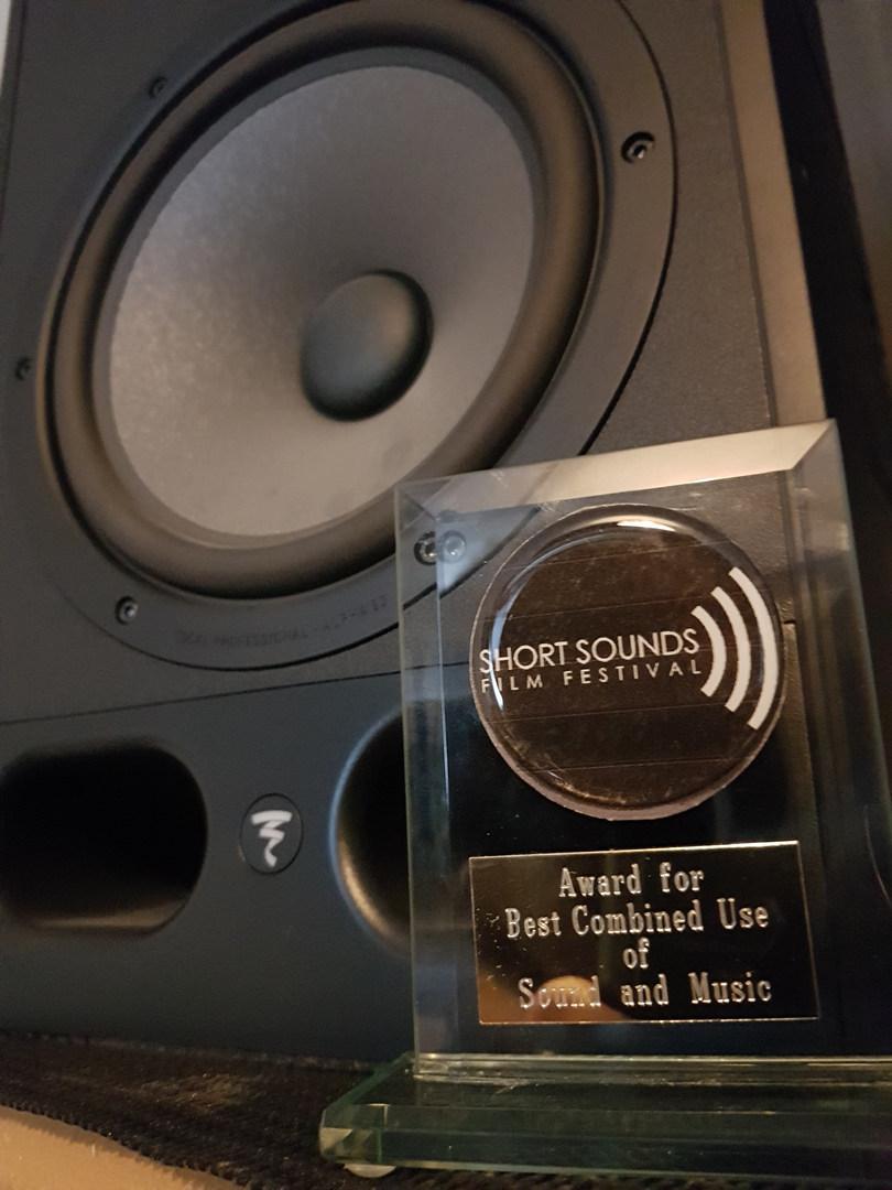 Short Sound Film Festival Bournemouth Sound award