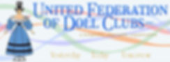 United Federation of Doll Club's Logo