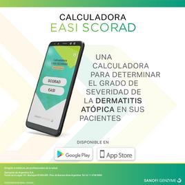 Calculadora EASI SCORAD