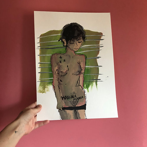 [PRINTS] Personal Nudes