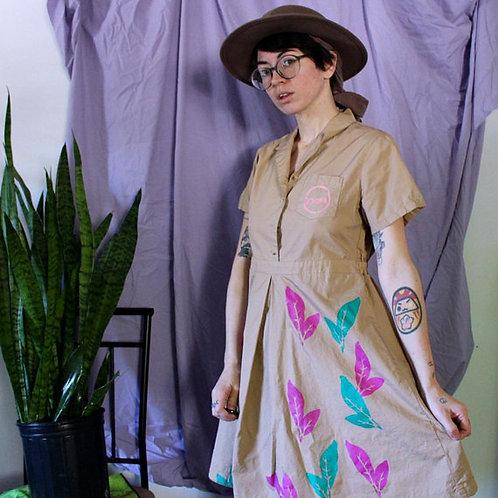 Into the Jungle Safari Dress