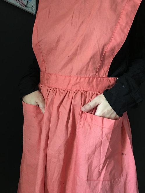 Vintage 50s Smock Dress