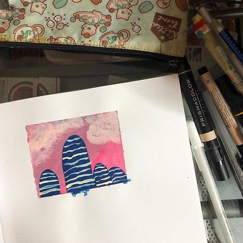 [ORIGINALS] Pink Hills