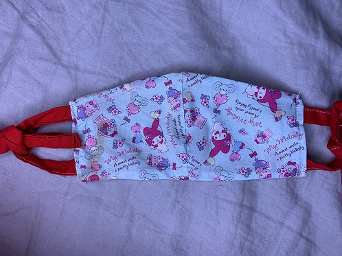 My Melody Sanrio Collection Small Mask