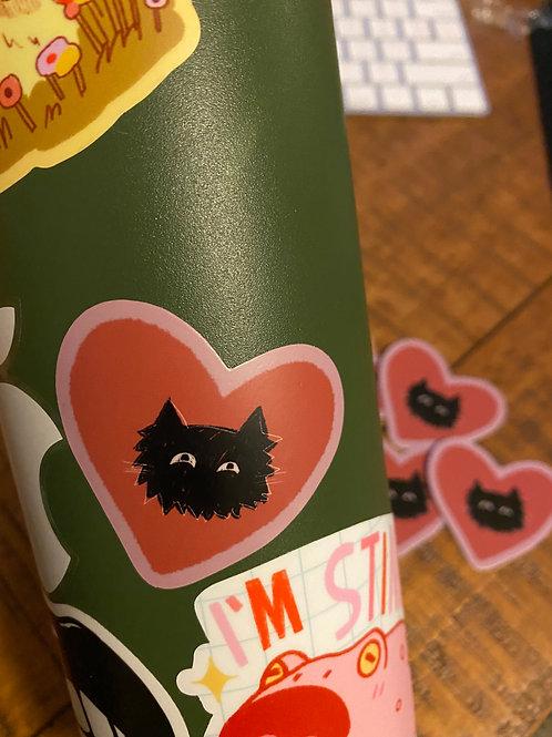 Baby Cat Sticker