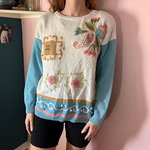 Vintage Grandma Sweater