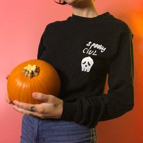 Spooky Club (various sizes - normal + crop top)