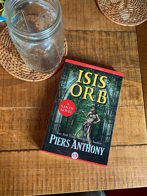 Isis Orb, book 40