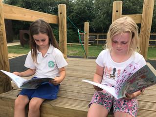 Meadowbrook Montessori School Author Visit