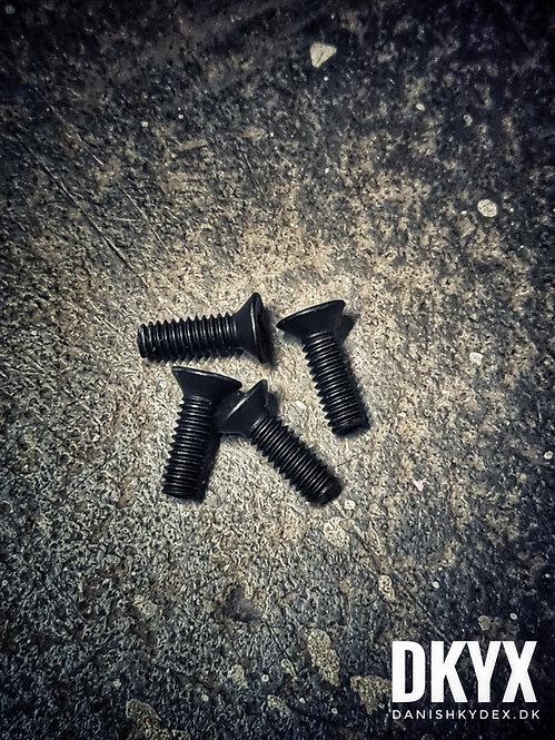 Skrue 4 stk. 10mm