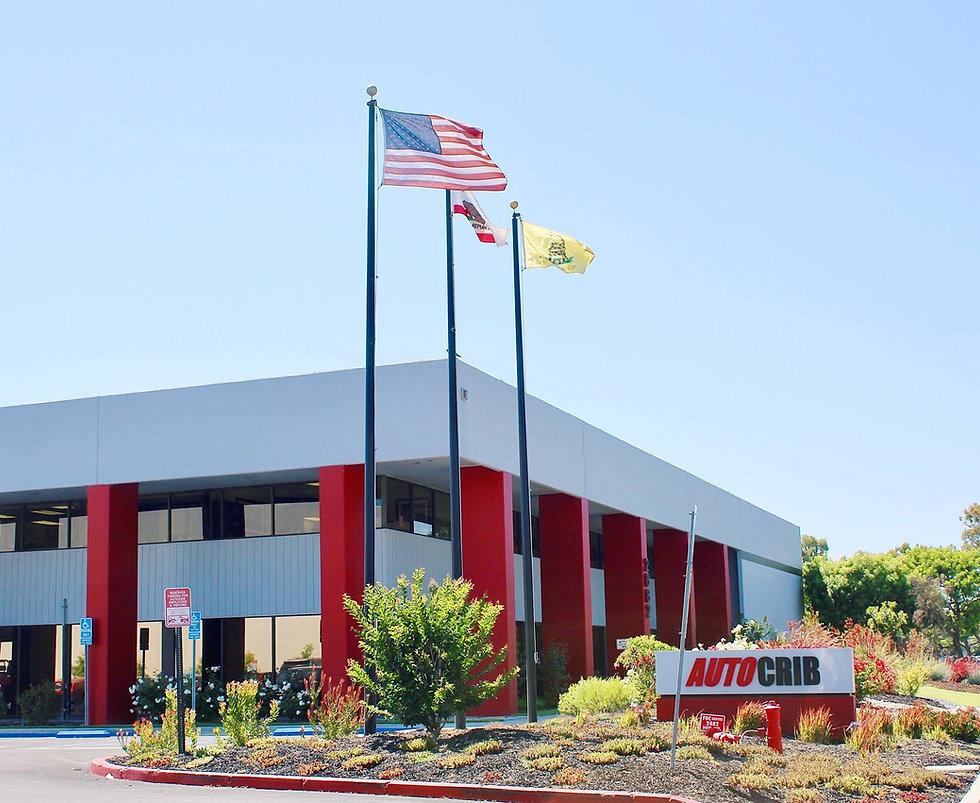 AutoCrib's headquarters in Tustin California.