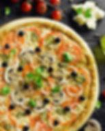 Фуд фото пицца и паста
