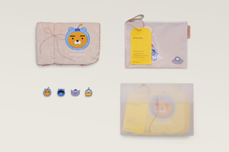 kakao-VIP Gift set