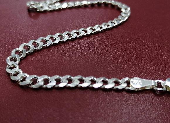 Zincir Gümüş Bileklik