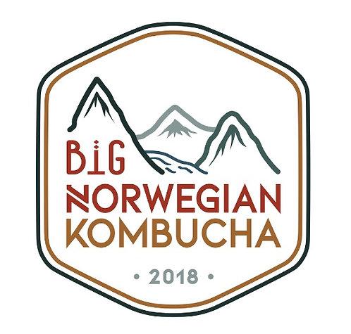 $100 - Big Norwegian Kombucha Gift Certificate